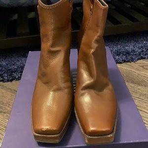 Stuart Weitzman Hipgal Platform Boot
